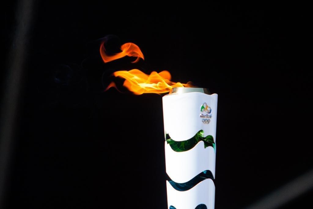 A tocha olímpica e seu real significado. – Histórias do Esporte