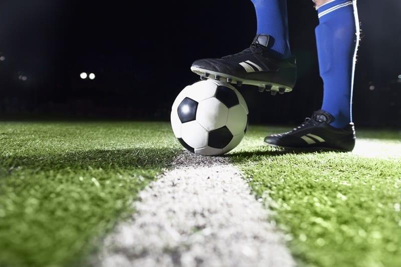Como ser um jogador de futebol?