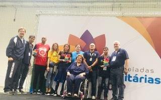 Unip-SP é a campeã das Paralimpíadas Universitárias