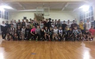 D14 Basketball Academy: unindo esporte e educação através do basquete