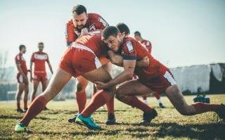 Como a AtletasNow melhora a comunicação entre atletas de rugby