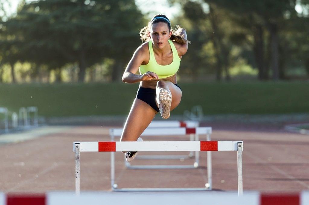 Atleta mulher: descubra o que a AtletasNow pode fazer por você