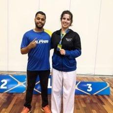 Atleta patrocinado Ana Carolina Moura