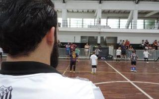 Com apoio da AtletasNow, Ribeirão Pires promove seletiva de futsal