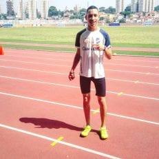 Atleta patrocinado João Paulo Amorim