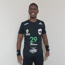 Atleta patrocinado Pierre Mendes