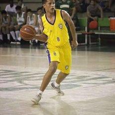 Atleta patrocinado João Vitor Vieira