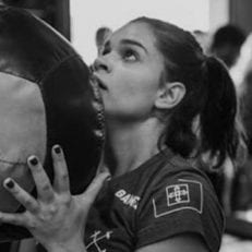 Atleta patrocinado Ellen Cecilia dos Santos