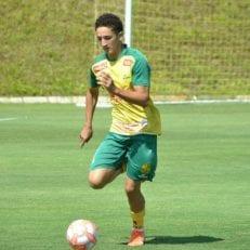 Atleta patrocinado João Vitor de Santana Braga