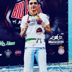 Atleta patrocinado Jardel Lima