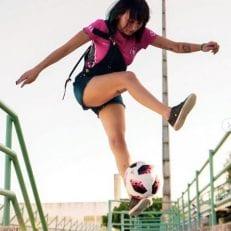 Atleta patrocinado Maria Gerlania Lima