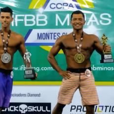 Atleta patrocinado Ismael Costa