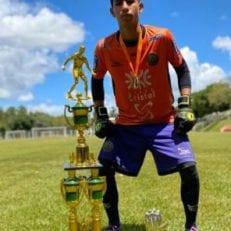 Atleta patrocinado Thiago Arias
